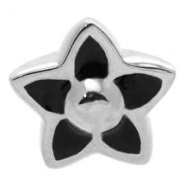 Piercing Microdermal Acier Fleur