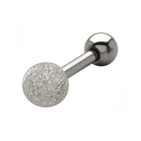 Piercing Helix Boule Strass Argent 925