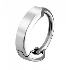 Nombril anneau acier chirurgical