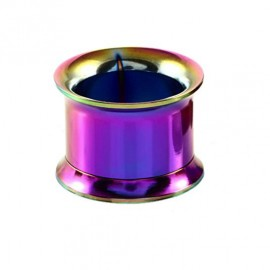 Plug or anodisé acier