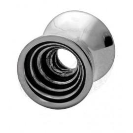 Plug tunnel spiral acier