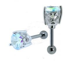Helix acier cube irisé